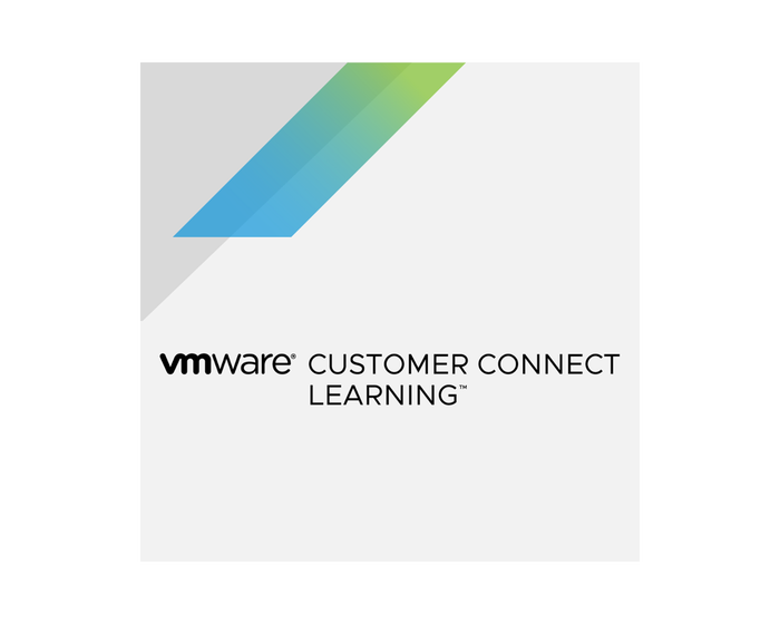 Abonnement Premium à VMware Customer Connect Learning