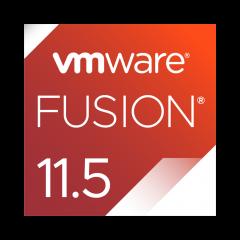 VMware Fusion 11.5