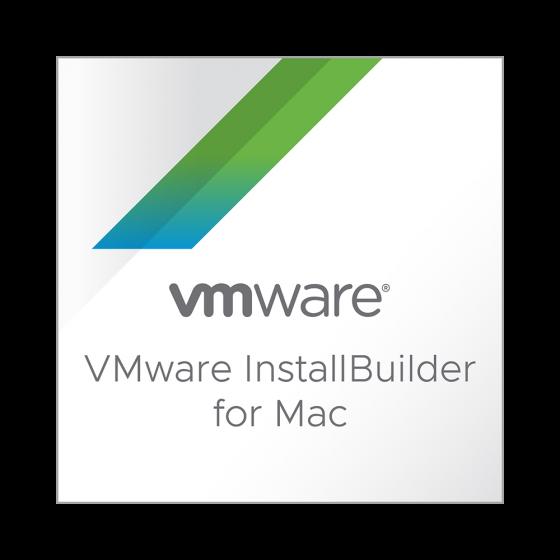 VMware InstallBuilder pour Mac