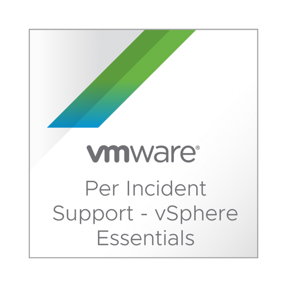 Support par incident - vSphere Essentials