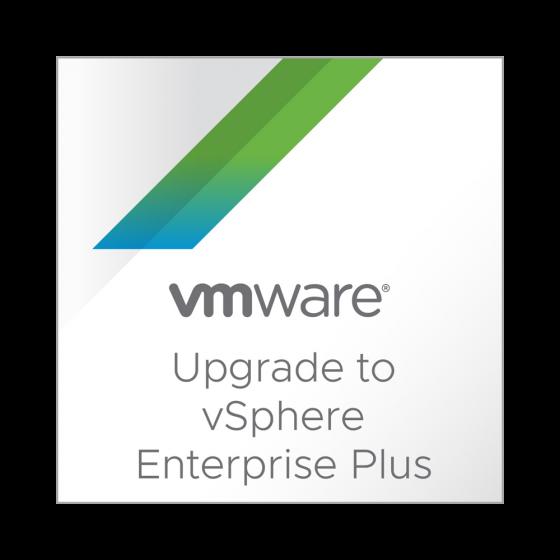 Mise à niveau vSphere Enterprise Plus